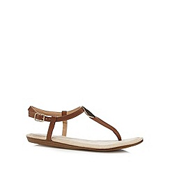 Call It Spring - Tan 'Zearien' sandals