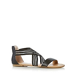 Call It Spring - Black 'Chalmers' sandals