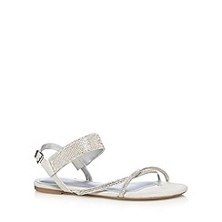 Call It Spring - Grey 'Fugazzi' sandals