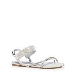 Call It Spring - Grey 'Fugazzi' sandals