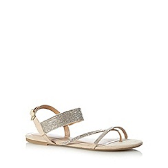 Call It Spring - Natural 'Fugazzi' sandals