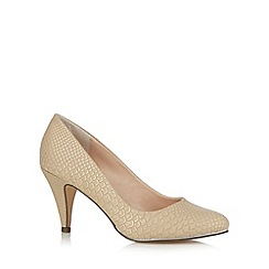 Call It Spring - Natural 'Suzzi' high court shoes