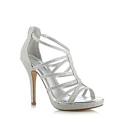Call It Spring - Silver 'Belloli' high sandals