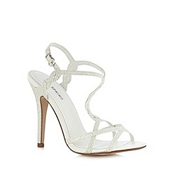 Call It Spring - White 'Vignatico' high sandals