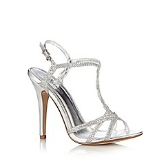 Call It Spring - Silver 'Vignatico' high sandals