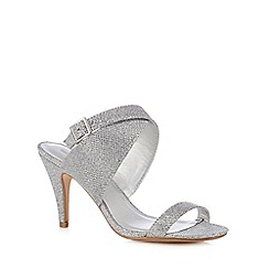 Call It Spring - Silver 'Fiamenga' high sandals