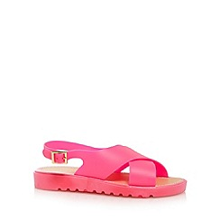 Call It Spring - Bright pink 'Magistro' sandals