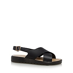 Call It Spring - Black 'Magistro' sandals