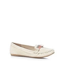 Call It Spring - Natural 'Evzenie' pumps