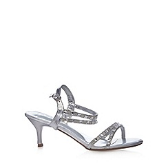 Call It Spring - Silver 'Pescarola' mid sandals