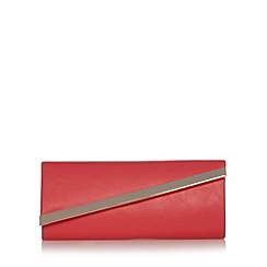 Call It Spring - Dark pink 'Dommel' clutch bag