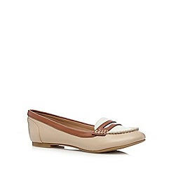Call It Spring - Natural 'Hearrell' pumps