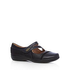 Clarks - Black 'Evianna' pumps