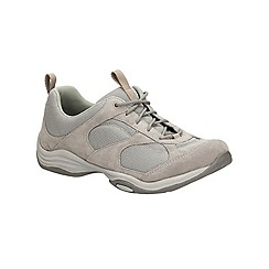 Clarks - Light Grey Inwalk Air lace up sport shoe