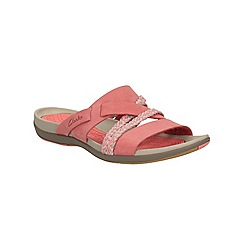 Clarks - Rosa Tealite Slide slip on sporty sandal