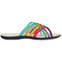 Crocs - Huarache multicoloured flip flop