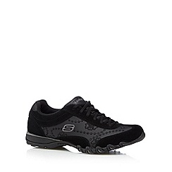 Skechers - Black 'SKX-Speedsters' trainers