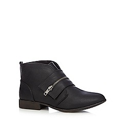 Call It Spring - Black 'Doesen' ankle boots