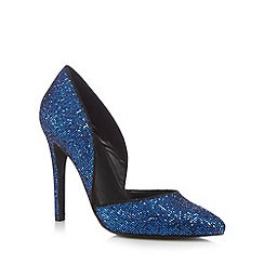Call It Spring - Blue 'Agrelinna' court shoes