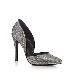 Call It Spring - Silver 'Agrelinna' court shoe