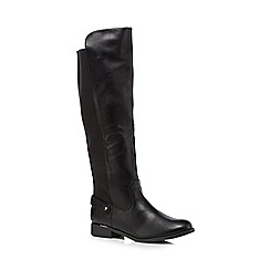 Call It Spring - Black 'Agreliwiel' riding boots