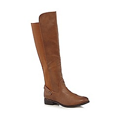 Call It Spring - Tan 'Agreliwiel' riding boots