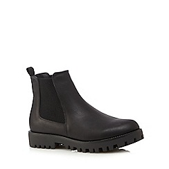 Call It Spring - Black 'Godelaine' Chelsea boots