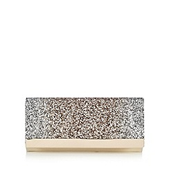 Call It Spring - Golf 'Mache' sequinned clutch bag