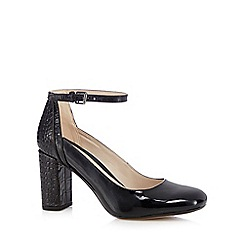 Clarks - Black 'Gabriel Candy' Mary Jane shoes
