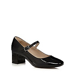 Clarks - Black Chinaberry Pop Mary Janes