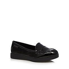 Rocket Dog - Black patent loafers