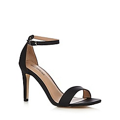 Call It Spring - Black 'Waylanda' high sandals
