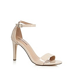 Call It Spring - Cream 'Waylanda' high sandals