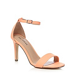 Call It Spring - Coral 'Waylanda' high sandals