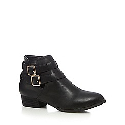 Call It Spring - Black 'Yenalian' ankle boots
