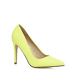 Call It Spring - Yellow 'Coola' high court shoes