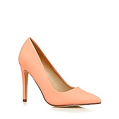 Call It Spring - Bright peach 'Coola' high court shoes