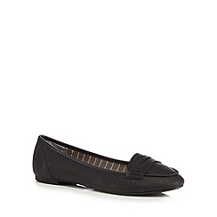 Call It Spring - Black 'Acaesen' flat shoes