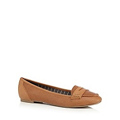 Call It Spring - Tan 'Acaesen' flat shoes