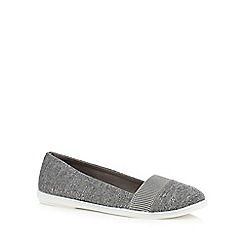 Call It Spring - Grey 'Korinthos' flat shoes