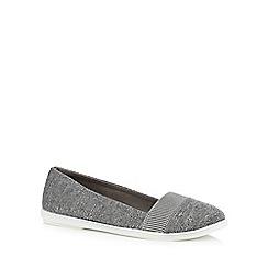 Call It Spring - Grey 'Korinthos' comfort fit pumps