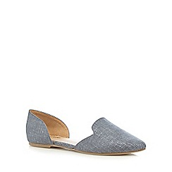 Call It Spring - Blue 'Loane' slip-on shoes