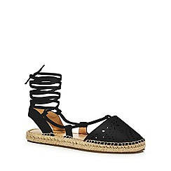 Call It Spring - Black 'Aleawen' sandals