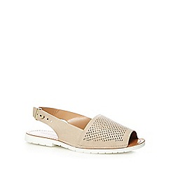 Call It Spring - Beige 'Aserasa' sandals