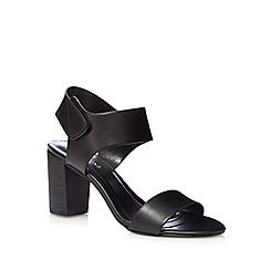 Call It Spring - Black 'Anahim' mid sandals