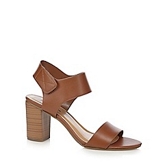 Call It Spring - Brown 'Anahim' mid sandals