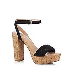 Call It Spring - Black 'Coassa' high sandals