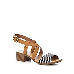Call It Spring - Brown 'Frawien' sandals