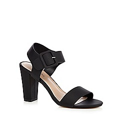 Call It Spring - Black 'Crutwell' high sandals