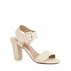 Call It Spring - Cream 'Crutwell' high sandals